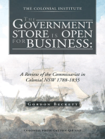 The Government Store Is Open for Business: