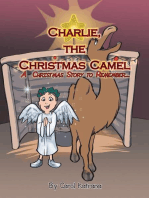 Charlie, the Christmas Camel
