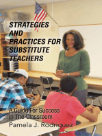 Strategies and Practices for Substitute Teachers