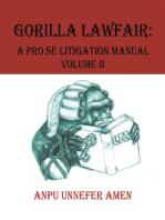 Gorilla Lawfair