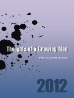 Thoughts of a Growing Man