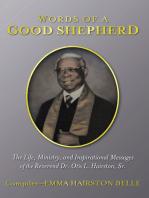 Words of a Good Shepherd
