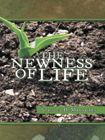 The Newness of Life
