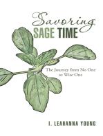 Savoring Sage Time