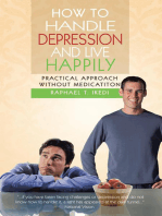 How to Handle Depression and Live Happily