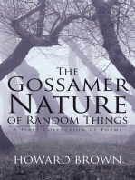 The Gossamer Nature of Random Things