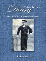 Walter Irvin's Diary