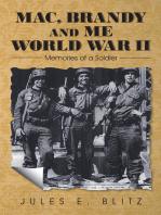 Mac, Brandy and Me World War Ii
