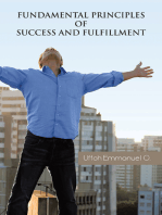 Fundamental Principles of Success and Fulfillment