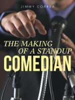 The Making of a Standup Comedian