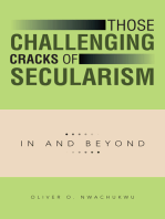 Those Challenging Cracks of Secularism