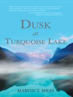 Dusk at Turquoise Lake