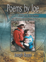 Poems by Joe Books One & Two Combined