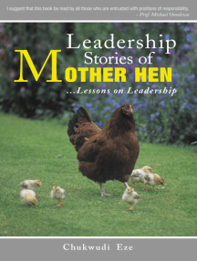 Leadership Stories of Mother Hen: Lessons on Leadership
