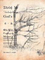 God'S 9 & Moses'S 1 Commandments