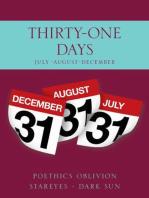 Thirty-One Days