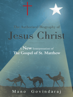 The Authorized Biography of Jesus Christ