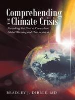 Comprehending the Climate Crisis