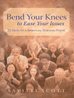 Bend Your Knees to Ease Your Issues