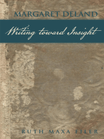 Margaret Deland Writing Toward Insight