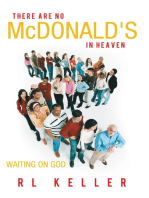 There Are No Mcdonald's in Heaven