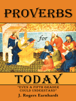 Proverbs for Today