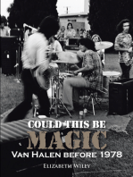 Could This Be Magic: Van Halen Before 1978