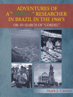 """Adventures of a """"Gringo"""" Researcher in Brazil in the 1960'S: Or: in Search of """"Cordel"""""""