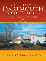 A History of Dartmouth Bible Church