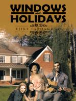 Windows and Holidays
