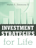 Investment Strategies for Life