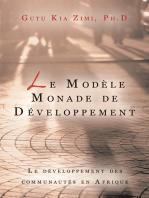 Le Modèle Monade De Développement