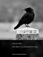 Über Natur: Ein philosophischer Essay