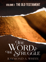 The Word and the Struggle