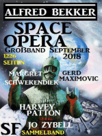 Space Opera Großband September 2018