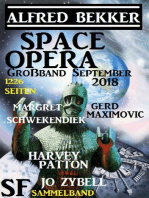 Space Opera Großband September 2018