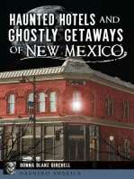 Haunted Hotels and Ghostly Getaways of New Mexico