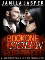 The Sicilian Brotherhood I (A Motorcycle Gang Romance)