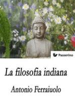 La filosofia indiana