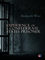 Experience of a Confederate States Prisoner