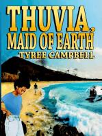 Thuvia, Maid of Earth