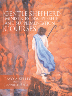 Gentle Shepherd Ministries Discipleship and Supplementation Courses