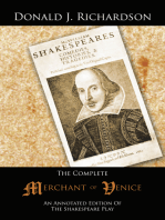 The Complete Merchant of Venice