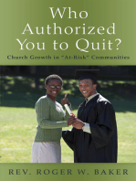 Who Authorized You to Quit?