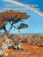 Thundering Words Evoke the Living Soul