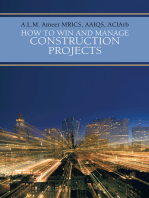 How to Win and Manage Construction Projects