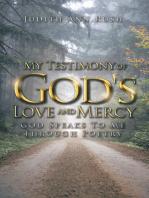 My Testimony of God's Love and Mercy