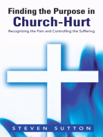 Finding the Purpose in Church-Hurt