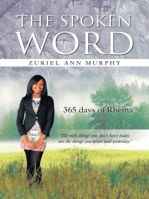 The Spoken Word: 365 Days of Rhema