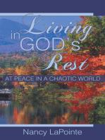 Living in God's Rest